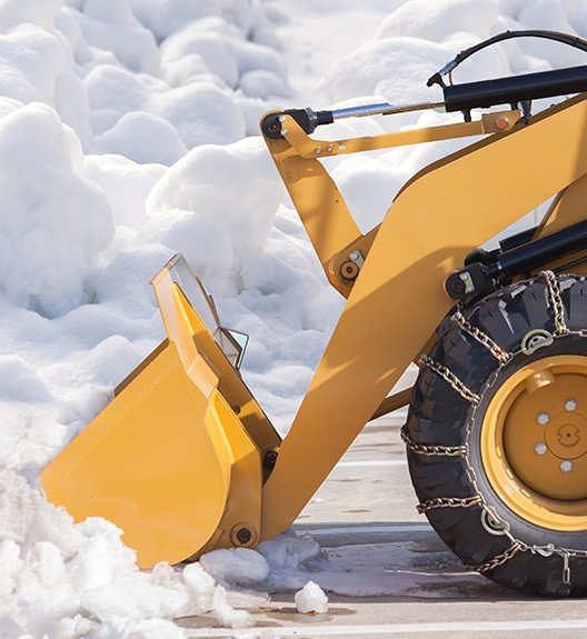CHICAGO Commercial Snow Removal